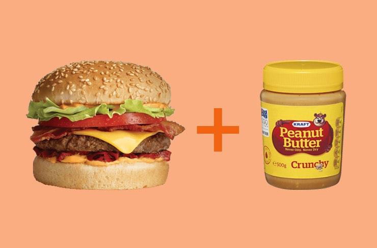 weird food pairings