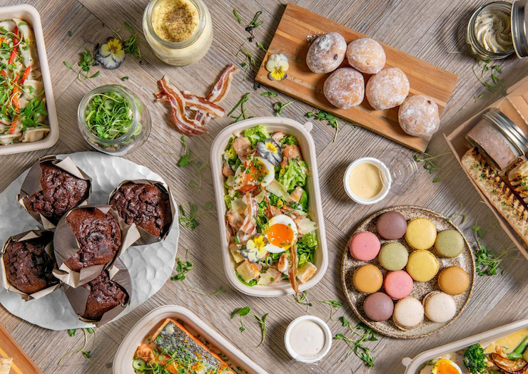 Get Feasting With This Hot New Gourmet Delivery Service Launched Just In Time For Lockdown