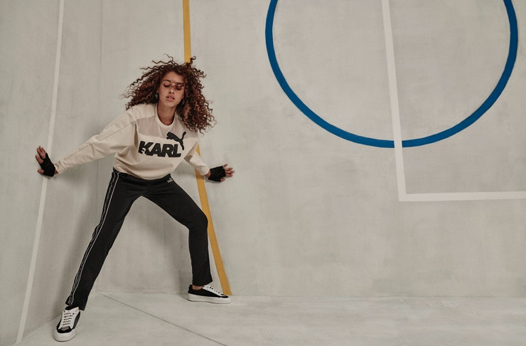 Puma Karl Lagerfeld | The Urban List