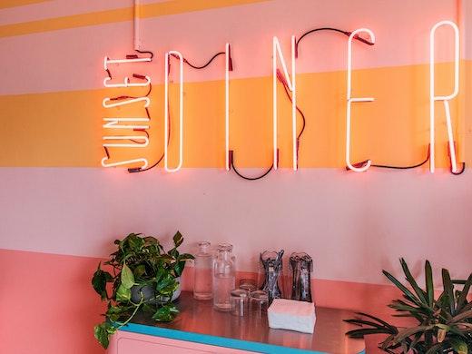 Sunset Diner Avalon | Urban List