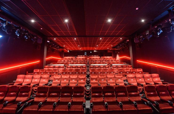 4DX Cinema Brisbane