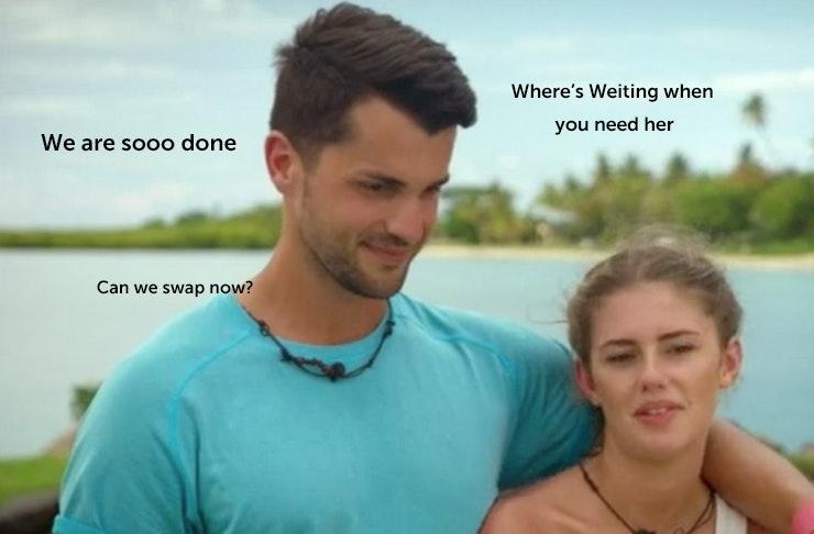 53 Thoughts We Had Watching Heartbreak Island Episode 4