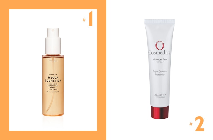 best summer sunscreens