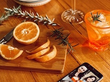 4 Ways To Level Up Your Next Virtual Hangout And Win A Heavenly Spritz Delivery