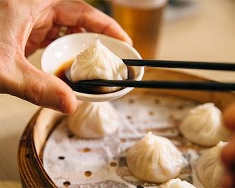 Authentic Bites Dumpling House | Allendale Square