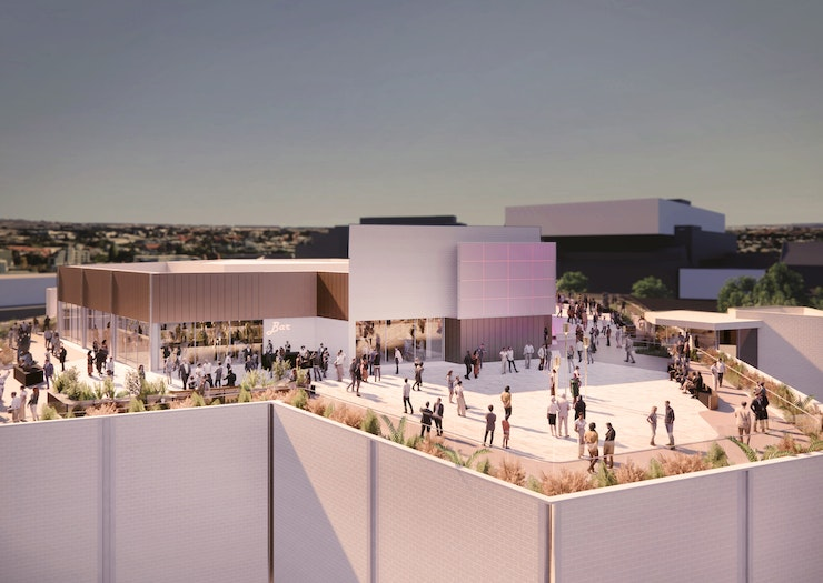 Watch This Space, The Art Gallery Of WA Has Scored Itself An Epic Rooftop Revamp