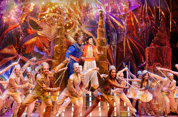 Dreams Do Come True! Aladdin The Musical Is Coming To Auckland