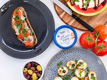 Cya Hummus, Spreadable Feta Is Here And We're Drooling