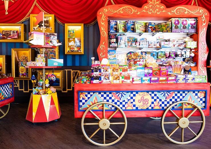 Archie Brothers Circus Bar Brisbane