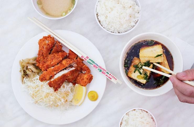 Auckland's Best Chicken Katsu