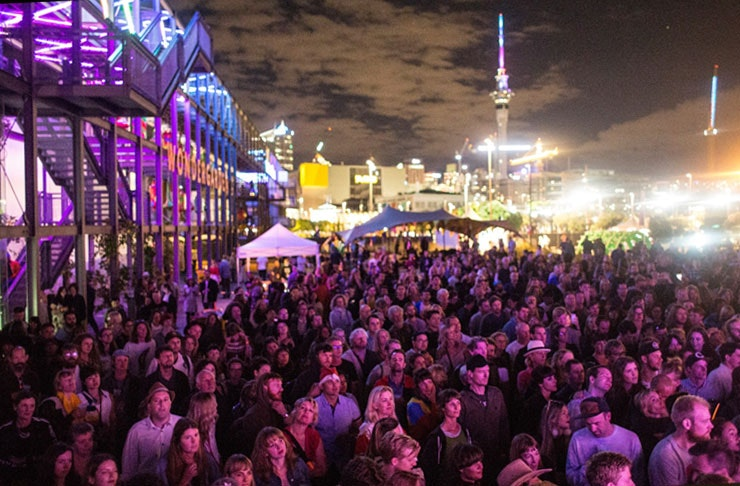Auckland's New Year's Eve Festival Is Back!