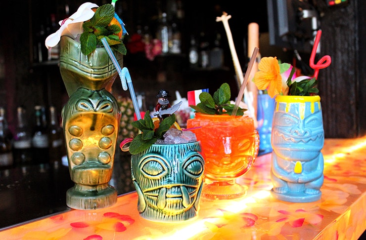 Auckland's Most Weird And Wonderful Drinks