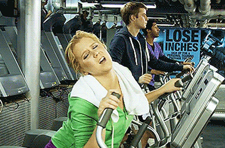30 Awkward Things That Happen At The Gym