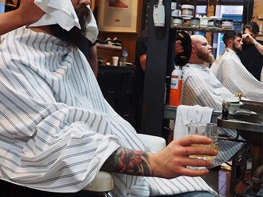 Barbershop Barber Perth Shave Parlour Mens Grooming