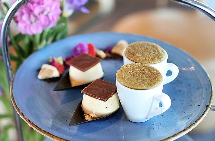 Bellini Bar high tea