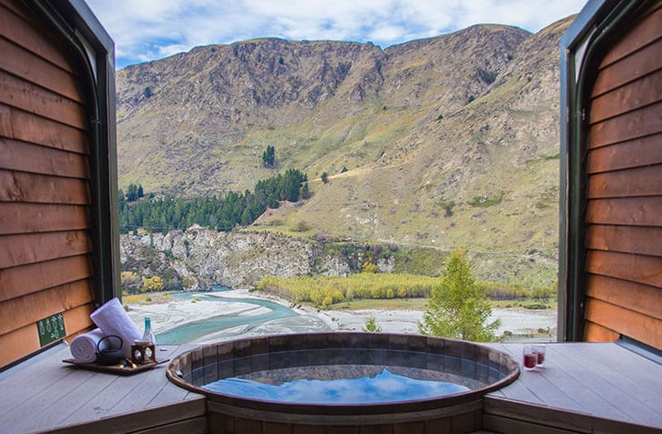 Where To Find The Best Natural Hot Pools In New Zealand