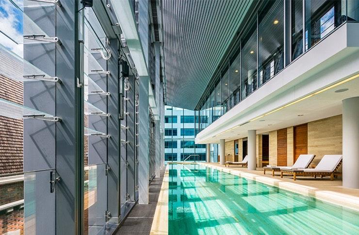 Best Hotel Pools Perth COMO The Treasury