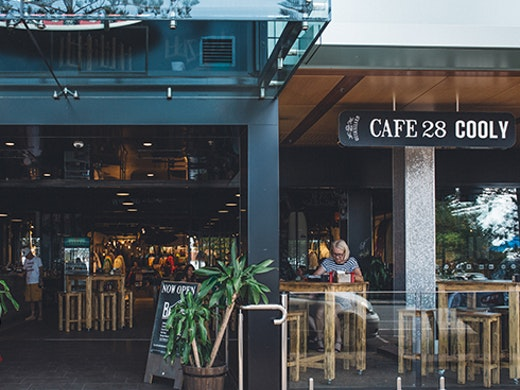 Cafe 28 Cooly Coolangatta