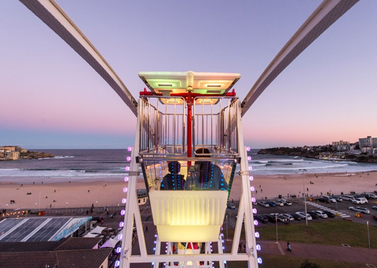 Hit The Ferris Wheel, A Re-Imagined Bondi Festival Is Coming This Spring