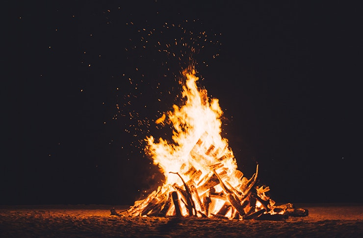 mulled cider bonfire festival perth hills