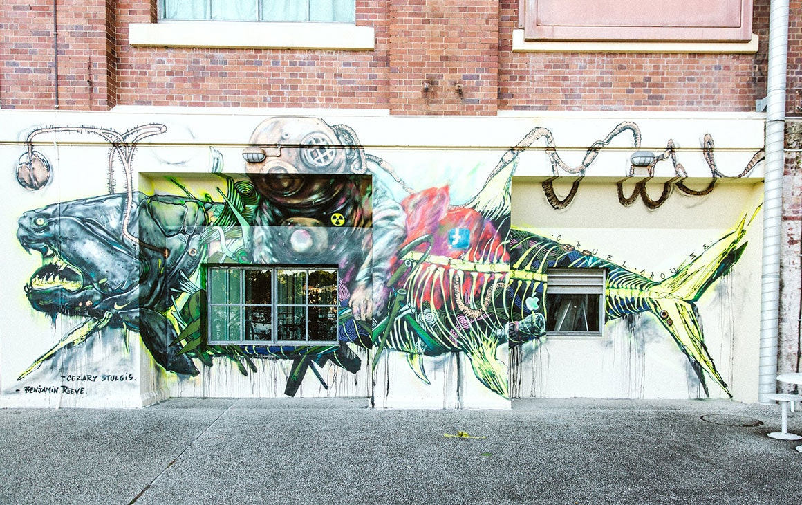 Brisbane Street Art
