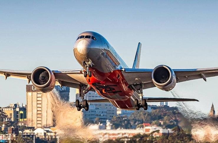 COVID Flight cancellations