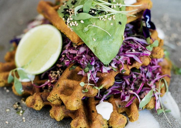 Treat Yourself And The Planet With The Sunshine Coast's Best Vegan Food