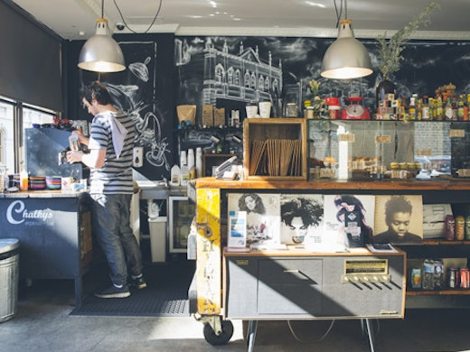 Chalky's Espresso Bar Fremantle Perth Cafe