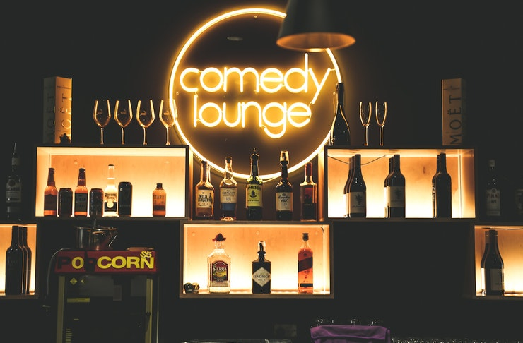 Comedy Lounge Online Perth