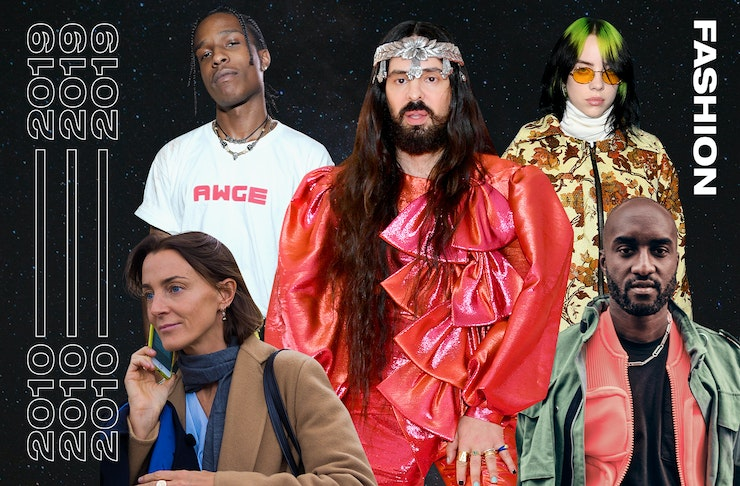 Most Influential People In Fashion In The 2010s