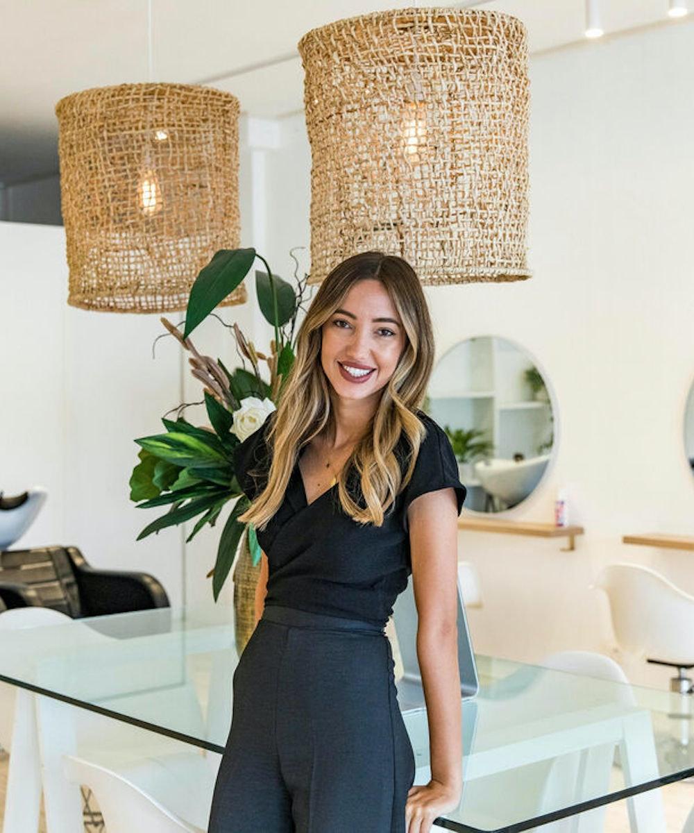 Female Owned Business Perth Paris Rose Hair Owner Paris Nesbit