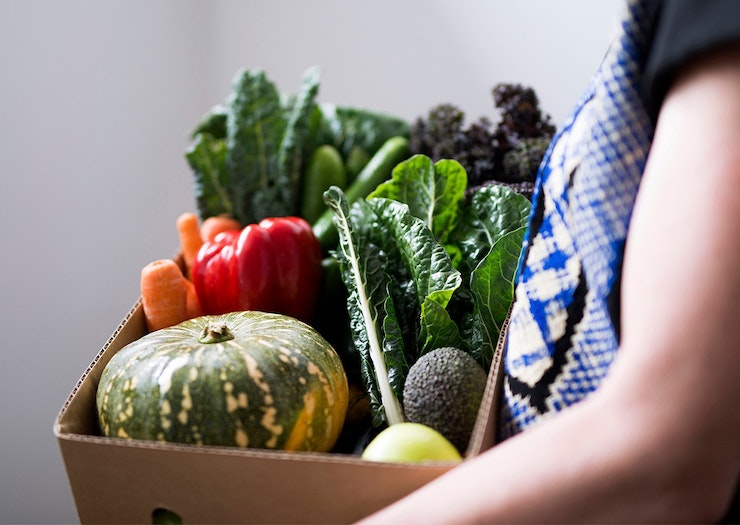 Save Money And Support Local Farmers By Starting A Fruit And Veg Co-Op With Your Mates