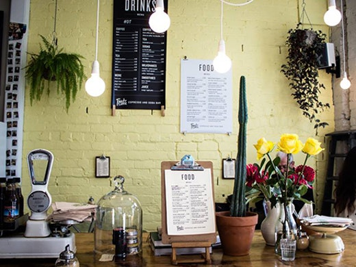 Fred's Espresso & Soda Bar Ponsonby