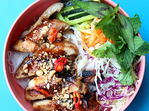 Hot Hot Asian Eatery