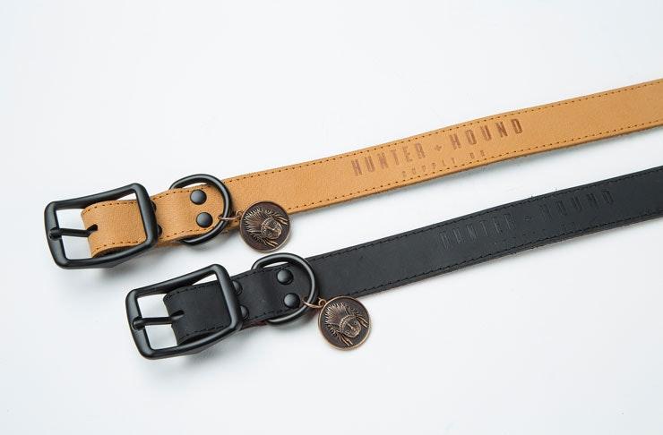 hunter-and-hound-collars