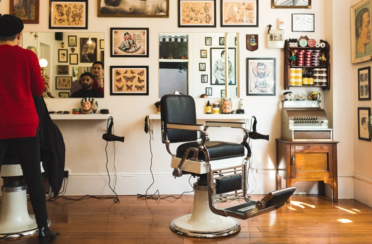 best mens hairdressers in sydney