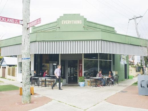 Hobart Deli North Perth Cafe Coffee
