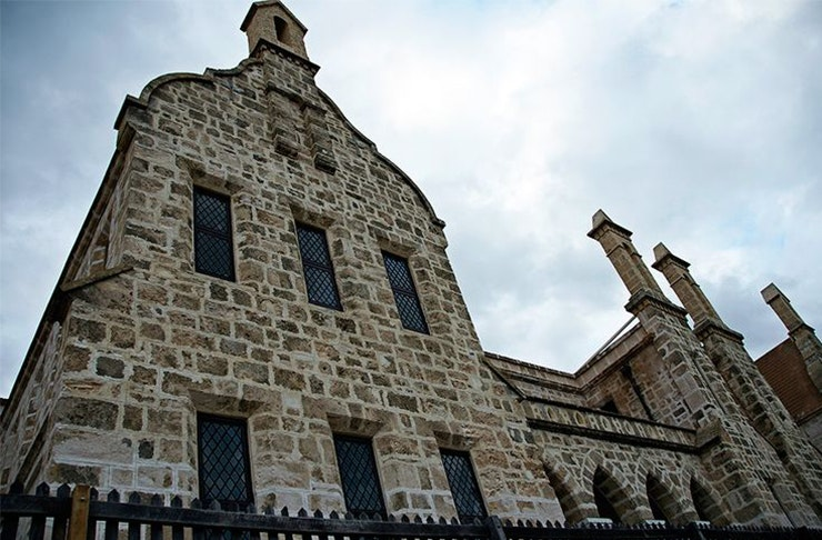 Haunted Places In Perth
