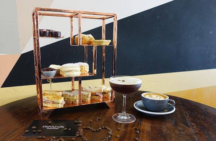 High Coffee Paradox Coffee Roasters Gold Coast