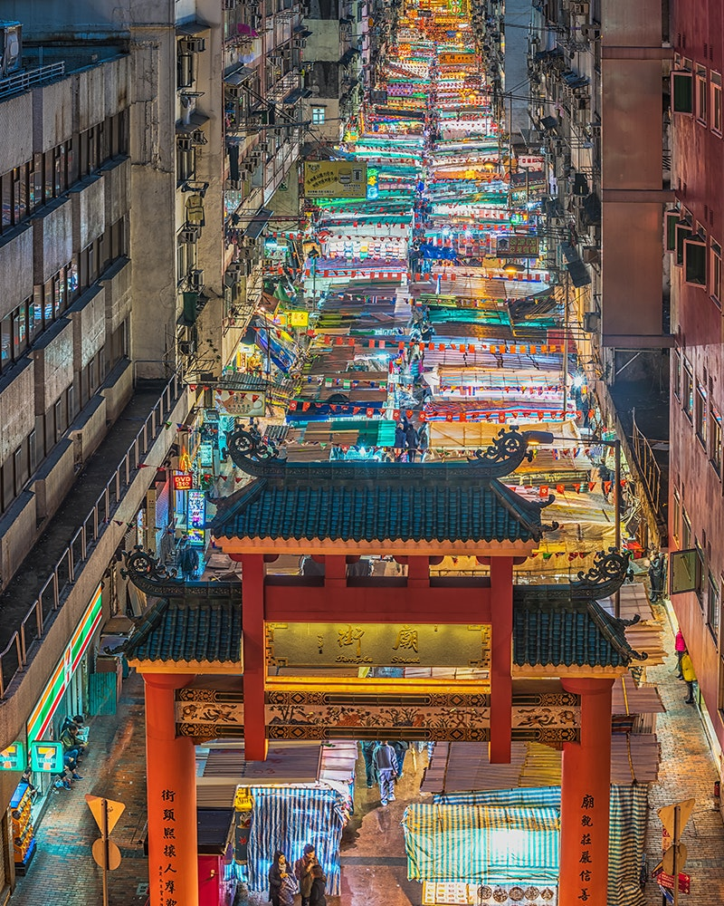 Hong Kong Where To Eat