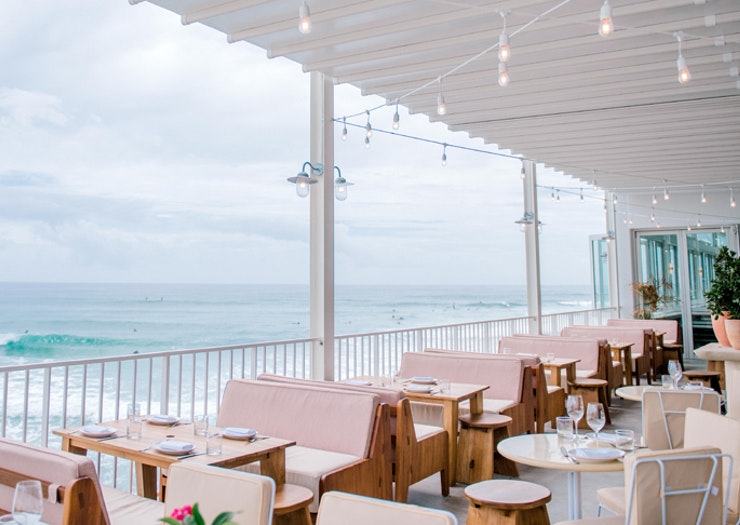 Grab Your Girl Gang And Sip Champagne By The Sea This Sunday