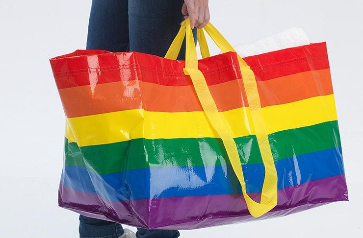 ikea pride bag
