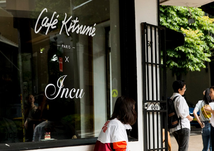 Cafe Kitsune Pop Up Sydney | The Urban List