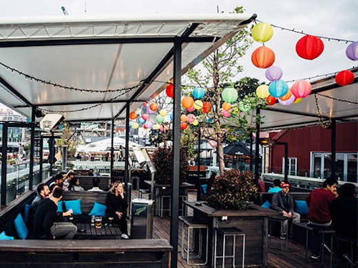 Located on Drake Street, behind Victoria Park, La Zeppa is a great place for day drinking and catching up with friends over tapas.
