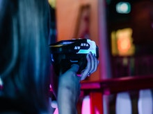 Embrace Your Inner Kid At Perth's New Laser Tag Arena