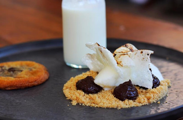 Auckland Is Getting A Lewis Road Creamery Degustation!