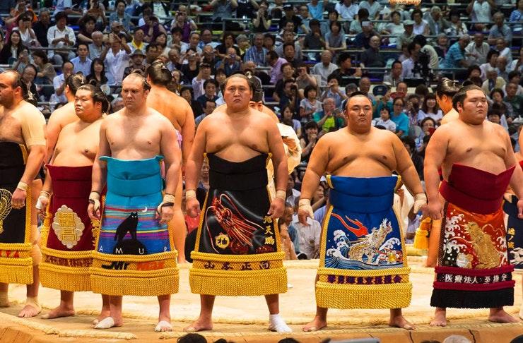 Live Sumo Sydney and Melbourne   Urban List