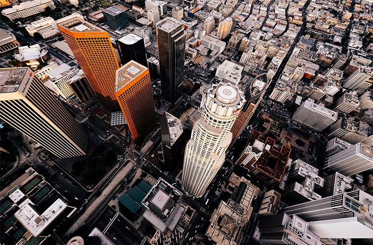 Los Angeles Hoods LA Travel Guide