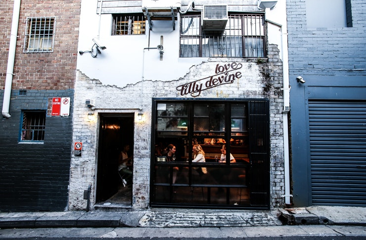 Love Tilly Devine Wine Bar