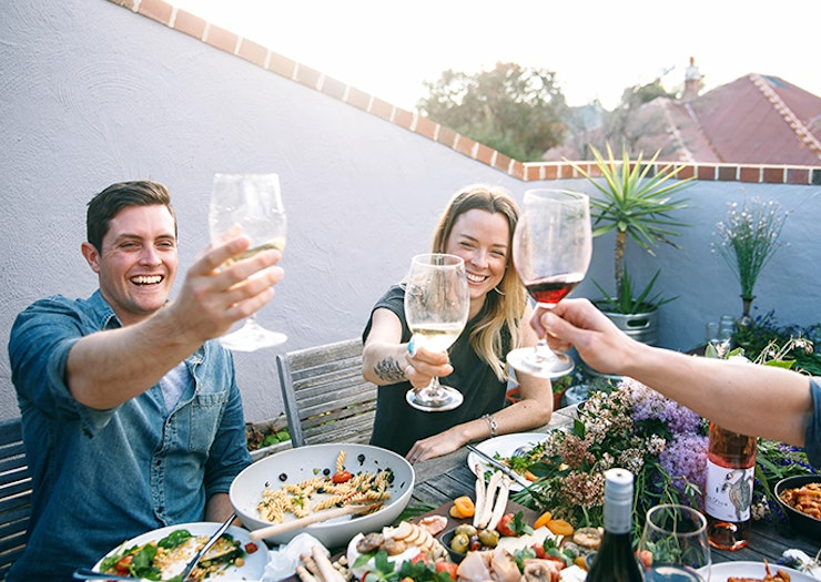 Stress Free Dinner Party